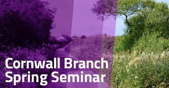 Cornwall Branch Spring Seminar