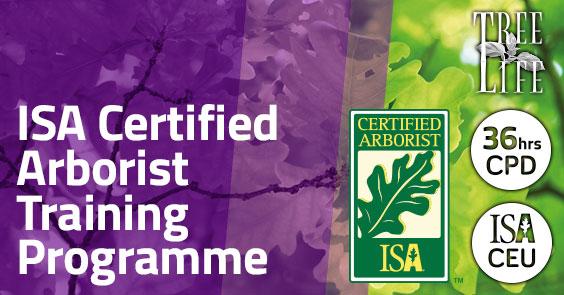 Certified Arborist Training Programme