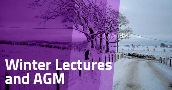 2018 Winter Lectures and AGM