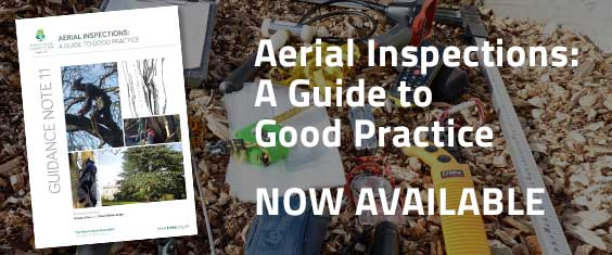 New Guide Launched - Aerial Inspections: Guide to Good practice