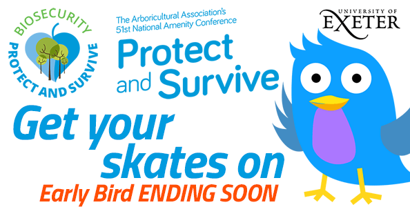 Conference Exhibitor Early Bird Ends soon