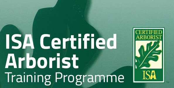 Certifies Arborist Training Programme