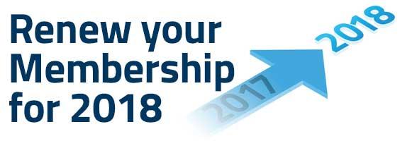 Renew you membership for 2018