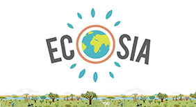 Click here to switch to Ecosia the browser that plants trees!