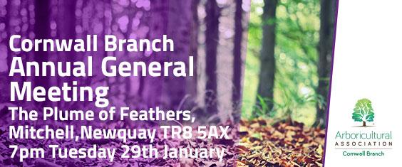 Cornwall Branch AGM