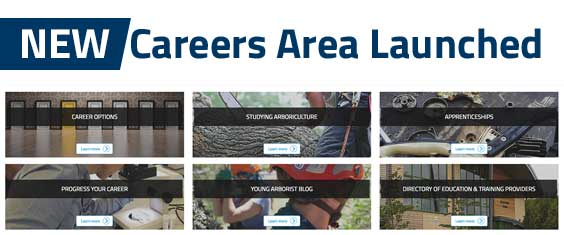 New Careers area launched