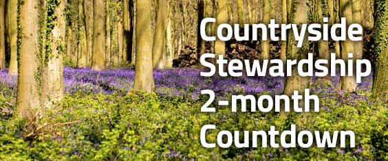 Countryside Stewardship 2-month Countdown