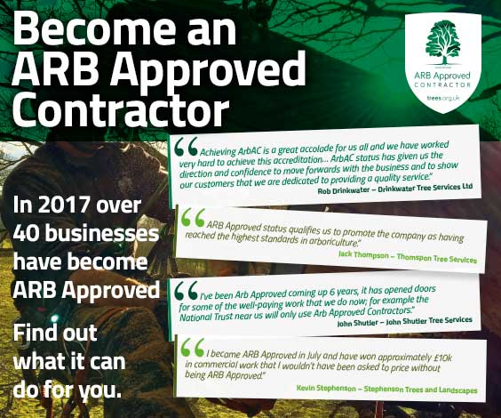 Become an ARB Approved Contractor. In 2017 over 40 Businesses have become ARB Approved – Find out what it can do for you.