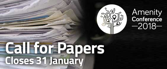 Call for papers closing Wednesday 31 January