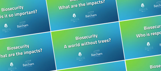 Biosecurity Awareness Video Series Launched