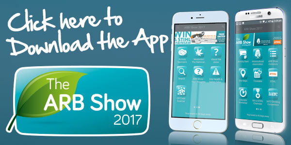 Click to download the ARB Show 2017 App...