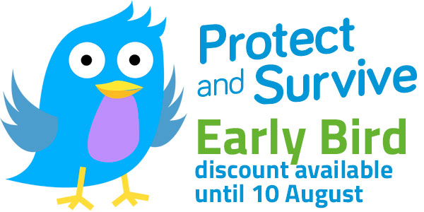 Conference Early Bird discount