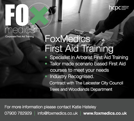 FoxMedics First Aid Training