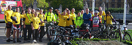 Ride for Reasearch 2013