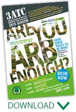 3ATC Tree Climbing Competition 2015 Poster