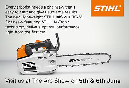 STIHL – Sponsors of the ARB Show 2015 at Westonbirt