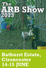The ARB Show 2013 - 14-15 June at The Bathurst Estate, Cirencester