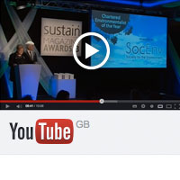 The Sustain Awards 2013, YouTube Video