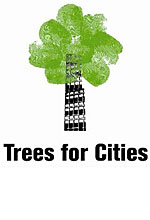The Trees for Cities Logo