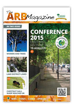 The NEW LOOK ARB Magazine cover
