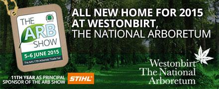 ARB Show 2015, Westobirt, The National Arboretum – 5-6 June 2015