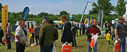 The ARB Show 2015 at Westonbirt – Bigger than ever before!