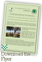 CAS – Professional Amenity Tree Valuation