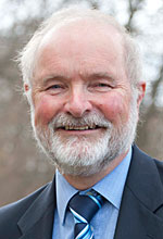Professor Julian Evans OBE, President of the Institute of Chartered Foresters (ICF)