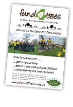 2013 Ride for Research, London