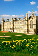Midland Branch summer visit to Burghley House