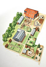 Capel Manor flagship learning centres