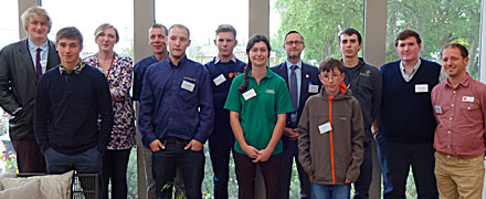 The AA recognises young arborists
