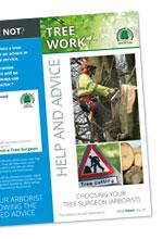 Choosing a Tree Surgeon Leaflet