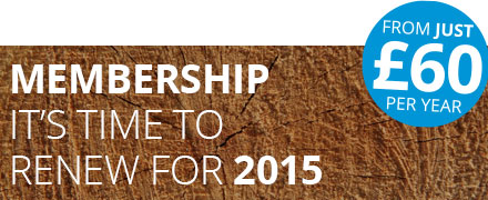 Membership - It's time to renew for 2015