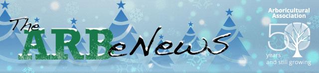 The Arboricultural Association ARB eNews - Merry Christmas