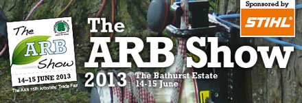 The 15th National ARB Show - 14 and 15 June 2013