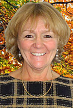 Karen Martin, Chief Executive of the Arboricultural Association