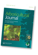 The Arboricultural Journal Volume 37 Issue 1