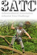 3ATC Climbing Competition competitor