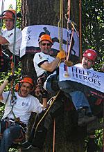 Climb A Mile participants 2011