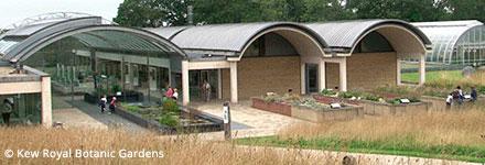 Kew's Millennium Seed Bank at Wakehurst Place, West Sussex. Image courtesy of ©Kew Royal Botanic Gardens