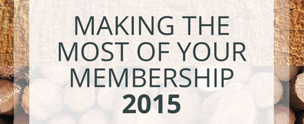 Making the most of your membership