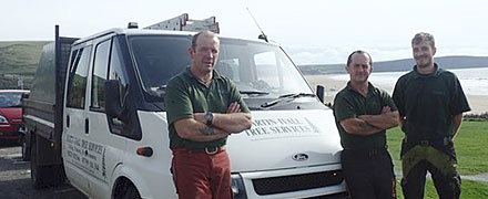 Martin Ivall Tree Services