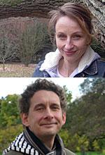 Matilda van den Bosch and Cecil Konijnendijk van den Bosch