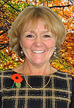 Karen Martin, Chief Executive of the Arboricultural Association