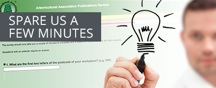 Please take part in our Membership Survey for Publications