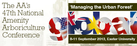 The AA's 47th National Amenity Arboriculture Conference