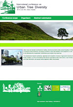 Urban Tree Diversity website