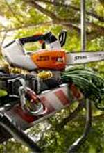 STIHL MSA 160T top handled chainsaw