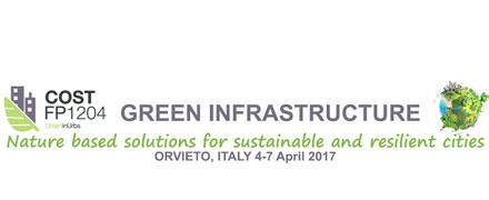 Green Infrastructure: Nature Based Solutions for Green and Resilient Cities